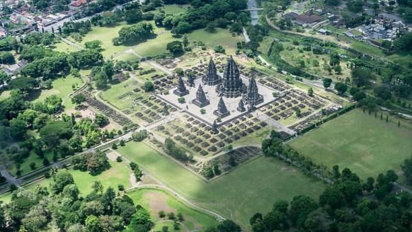 prambanan-temple-aerial-from-an-airplane