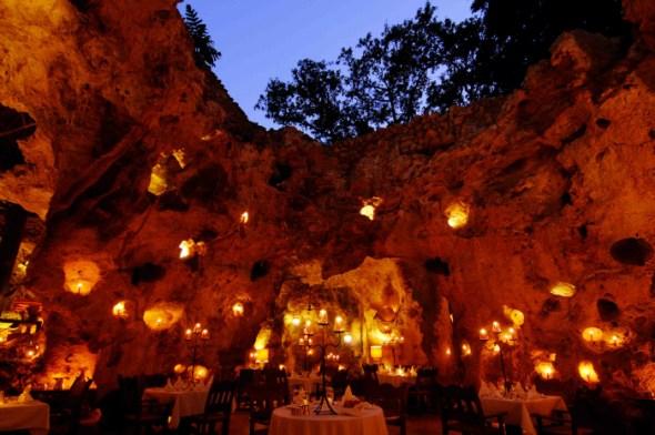 Ali Barbours Cave Restaurant - Diani Beach, Kenya