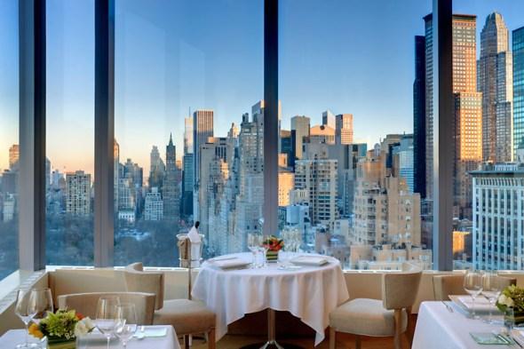 Asiate Restaurant - New York