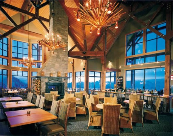 Eagles Eye Restaurant - Golden, Canada