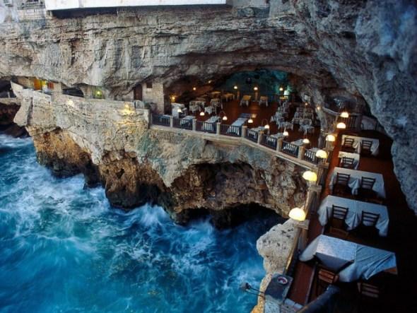 Grotta Palazzese - Puglia, Italy