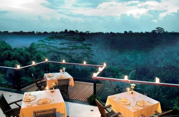 La View Restaurant - Ubud, Bali