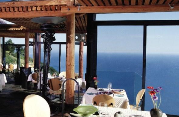 Sierra Mar Restaurant - California