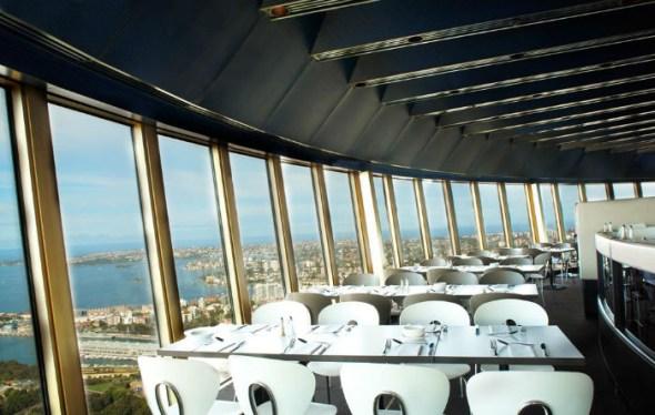 Sydney Tower Buffet - Sydney, Australia