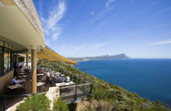 Two Oceans Restaurant - Cape Point, South Africa
