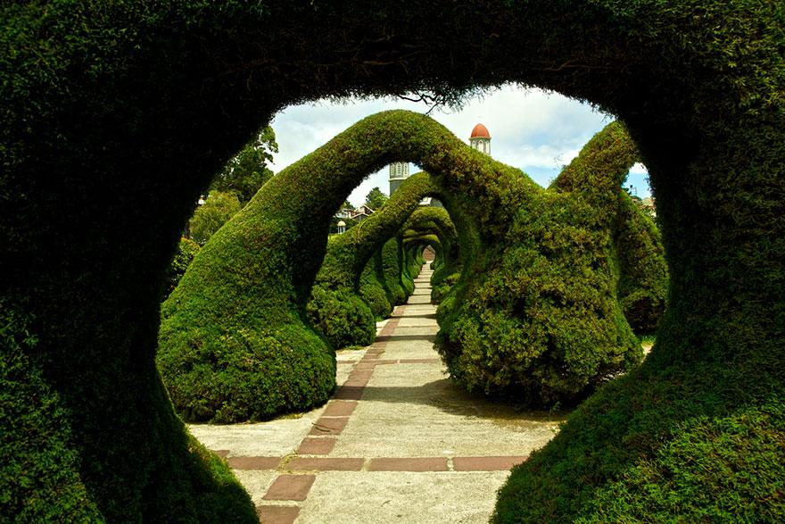 21 - Parque Francisco Alvarado in Costa Rica