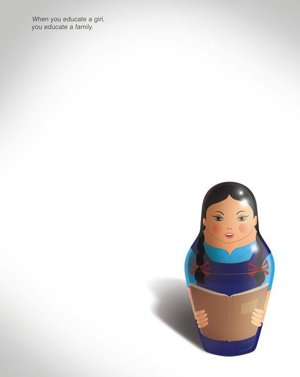 Mass Education: Russian Doll