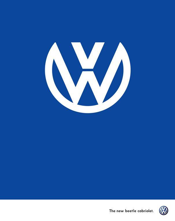 Volkswagen Beetle Cabriolet: Logo