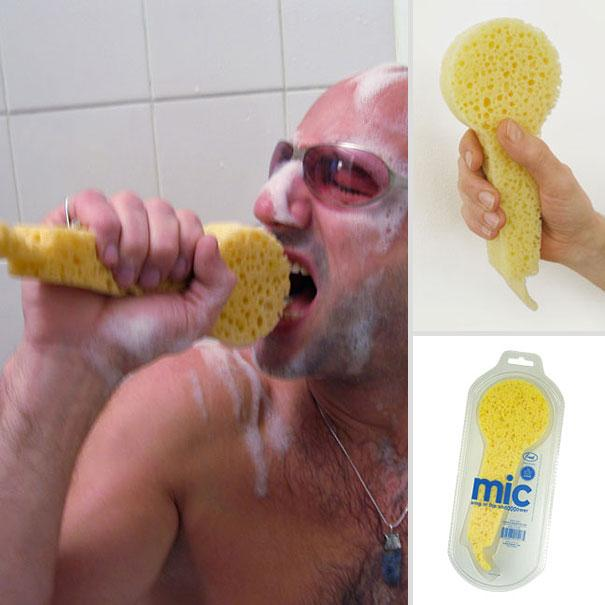 Shower Mic