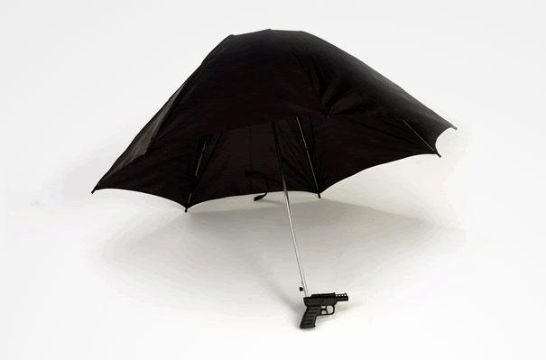Water Gun Umbrella
