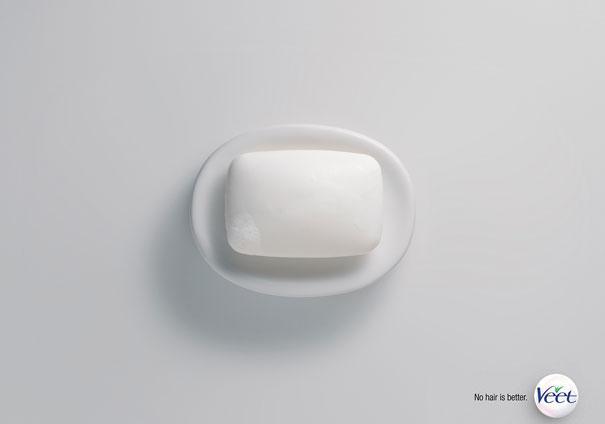 Veet: Soap