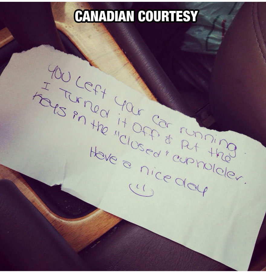 funny-things-Canada-different-note-car