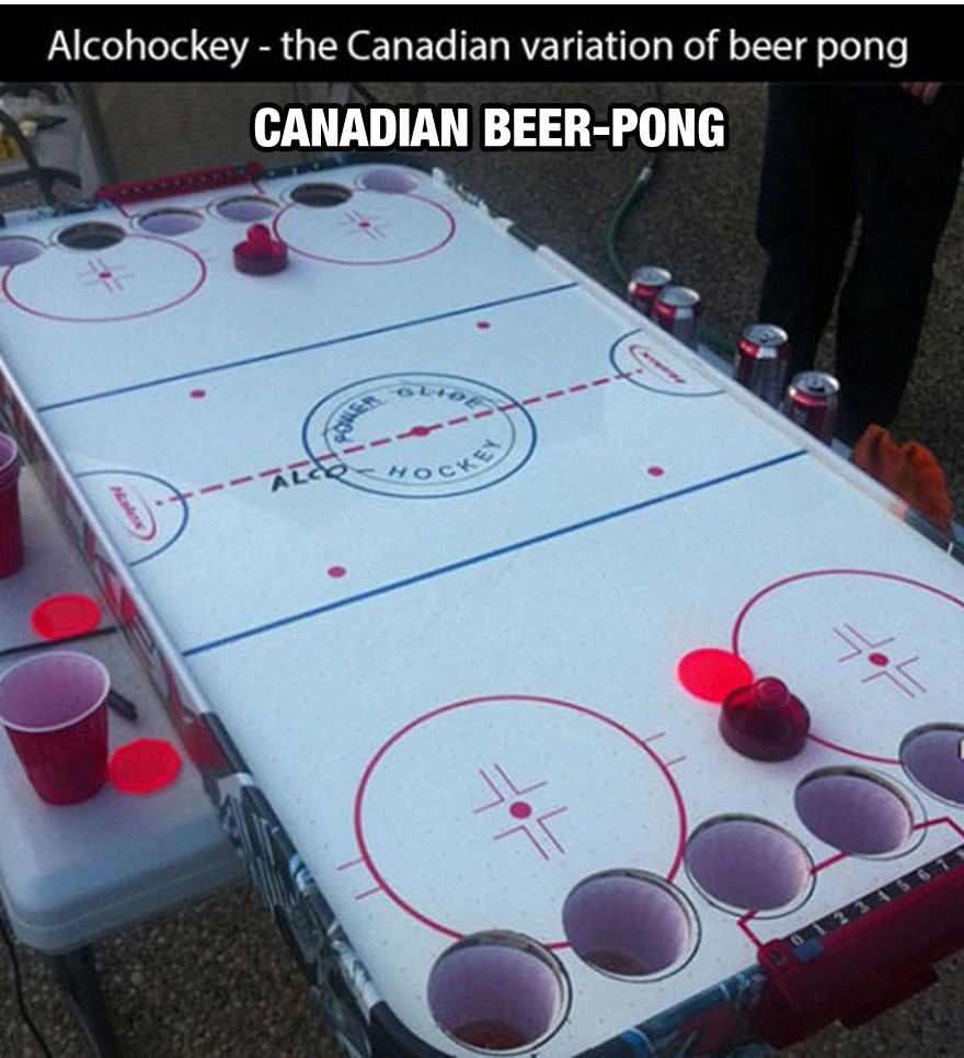 funny-things-Canada-different-beer-pong