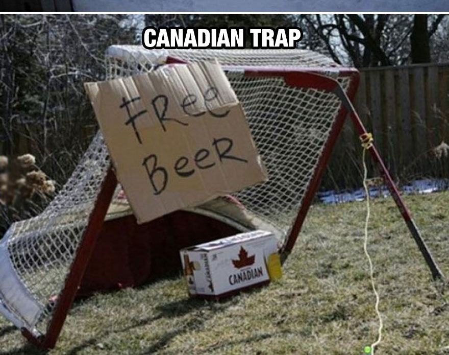 funny-things-Canada-different-beer-trap