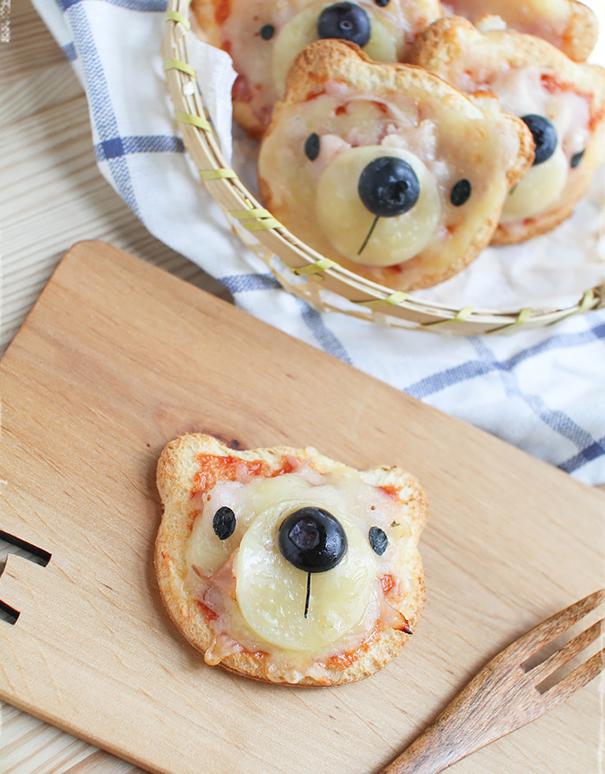 Bear Sandwiches