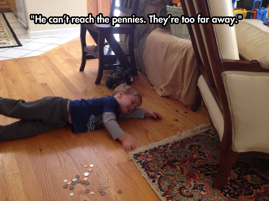 funny-baby-crying-penny-floor