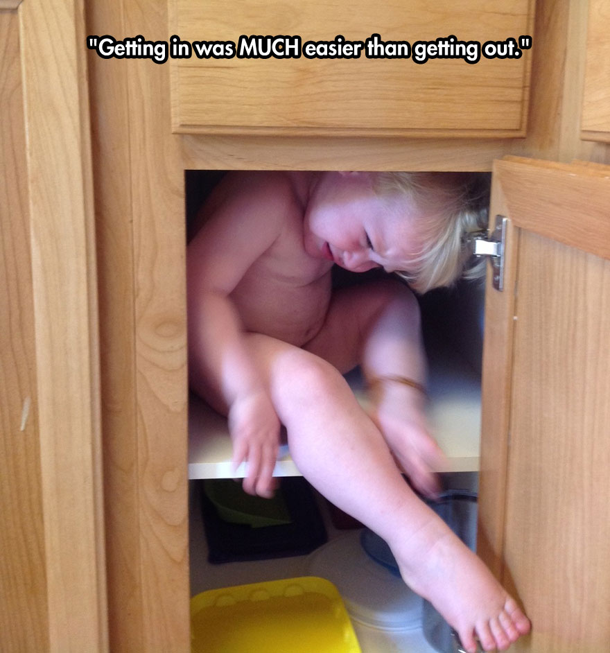 funny-baby-crying-stuck-pantry