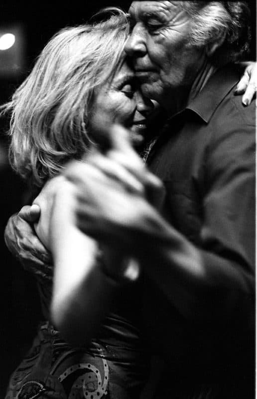 50 years on and they can still dance together like when they first met ...