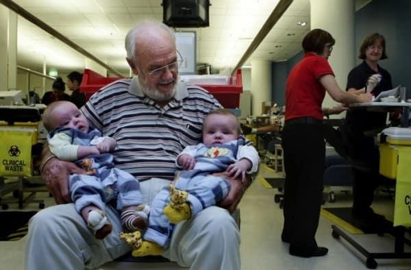 James Harrison Blood Donor