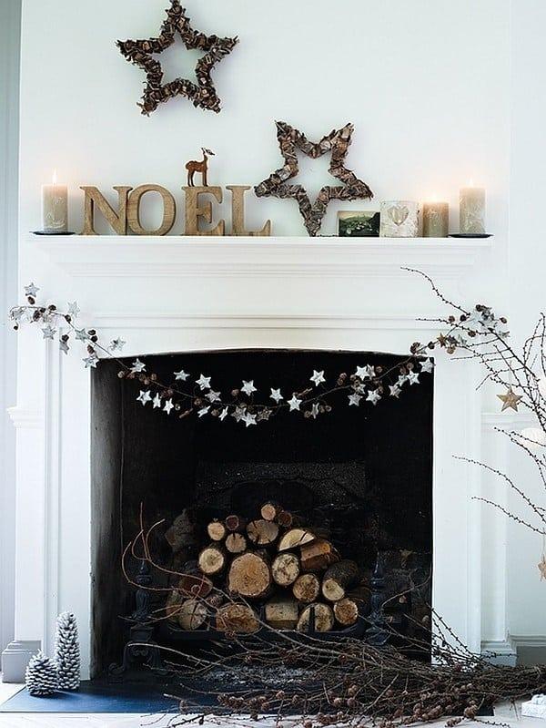 23 Minimalist Christmas Decor Ideas For The Lazy Decorator