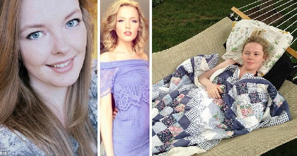 Teen who sleeps up to 20 hours a day dubbed the real life