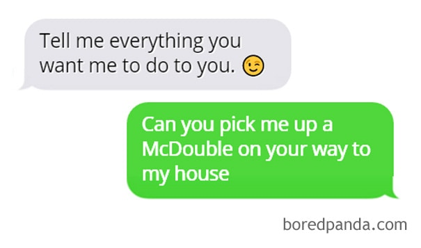 19 Of The Funniest Comebacks To Truly Terrible Pick-Up Lines
