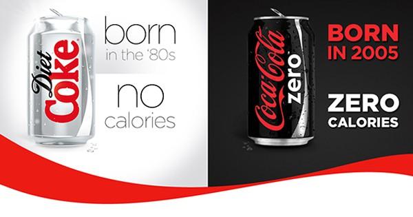 is diet coke really sugar free