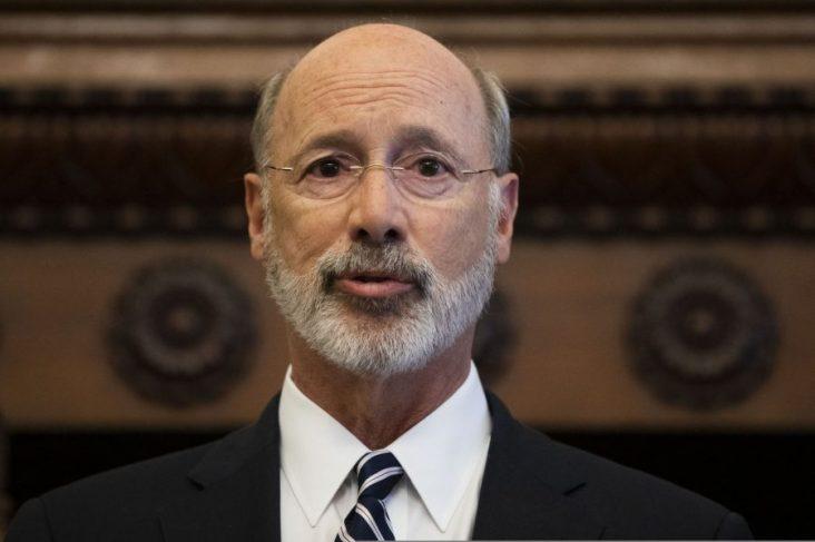 Governor Tom Wolf