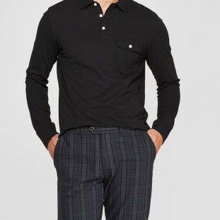 long sleeves and slacks