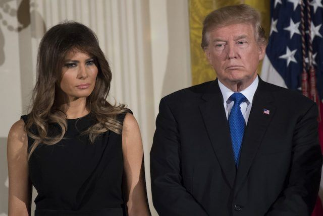 BREAKING: President Trump & First Lady Melania Trump Test Positive for Coronavirus