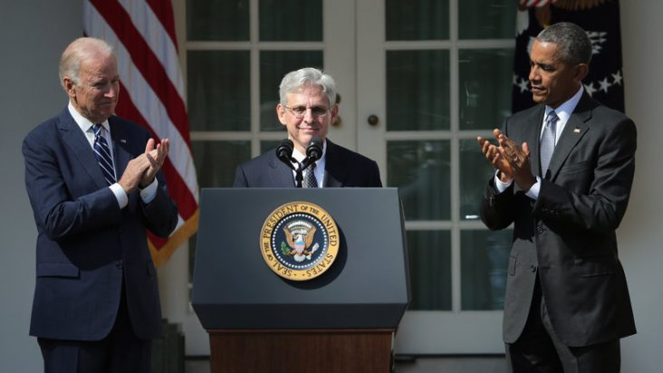 Judge Merrick B. Garland
