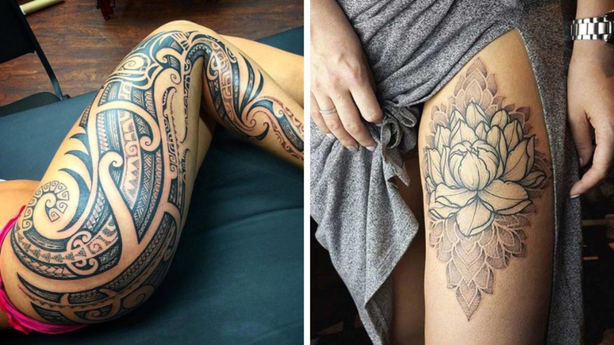 Tattoos sexy 35 Naughty
